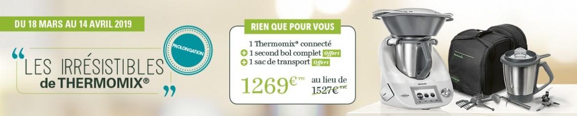Les irrésistibles Thermomix