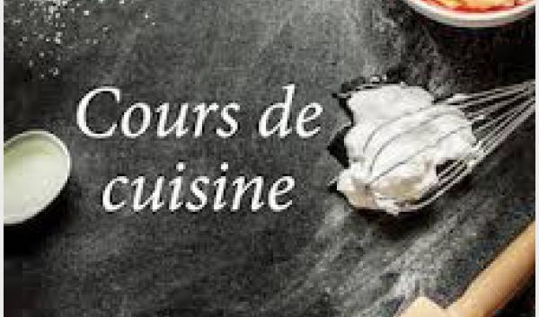 Cours de cuisine à BEZIERS