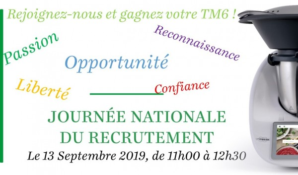 JOURNEE NATIONALE DU RECRUTEMENT