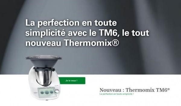 LE NOUVEAU THERMOMIX TM6