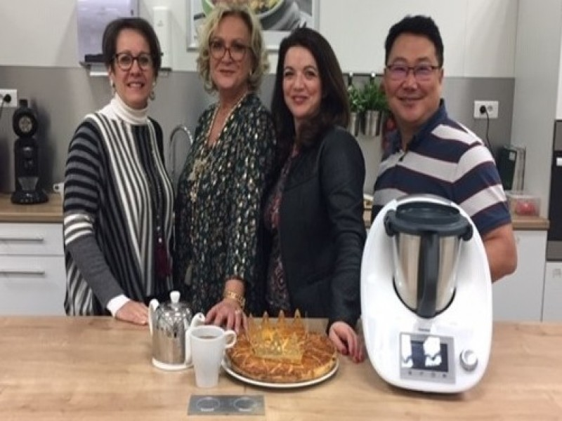 L'EQUIPE THERMOMIX DE TROYES