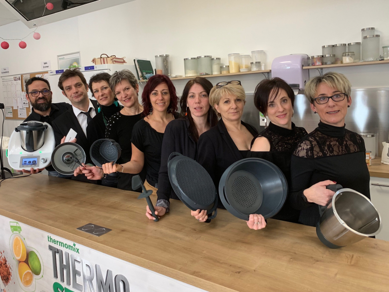Agence Thermomix Poitiers