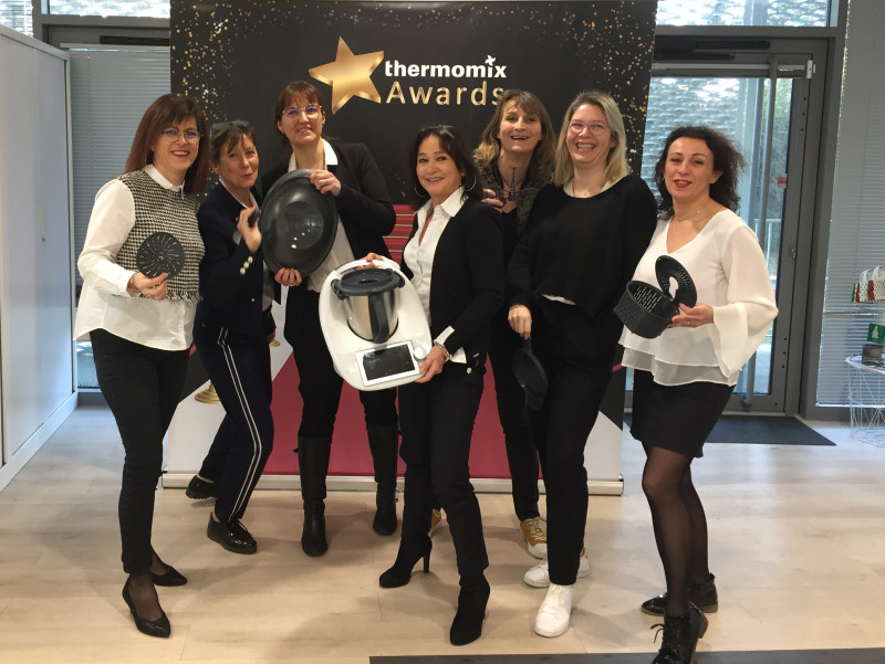 L'équipe Thermomix Rennes