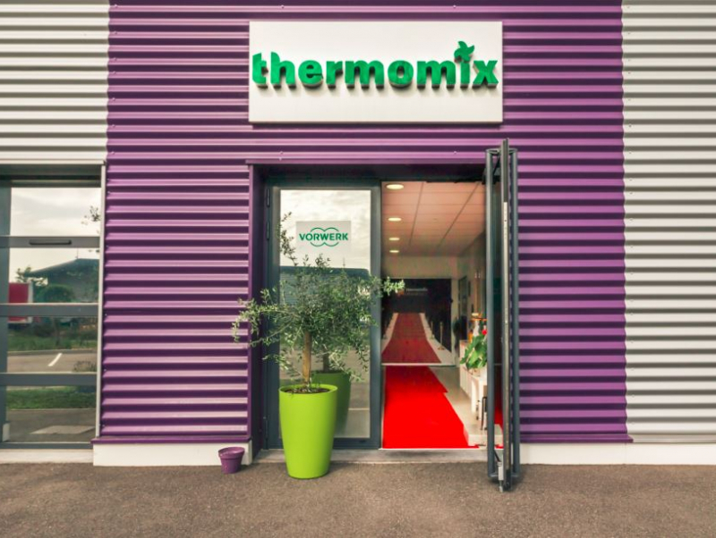 L'agence Thermomix Valence